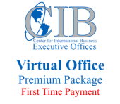 CIB - Virtual Office - Premium Package - First Time Payment
